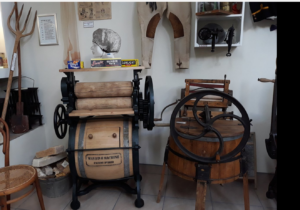 Janine Iron and Washing Museum