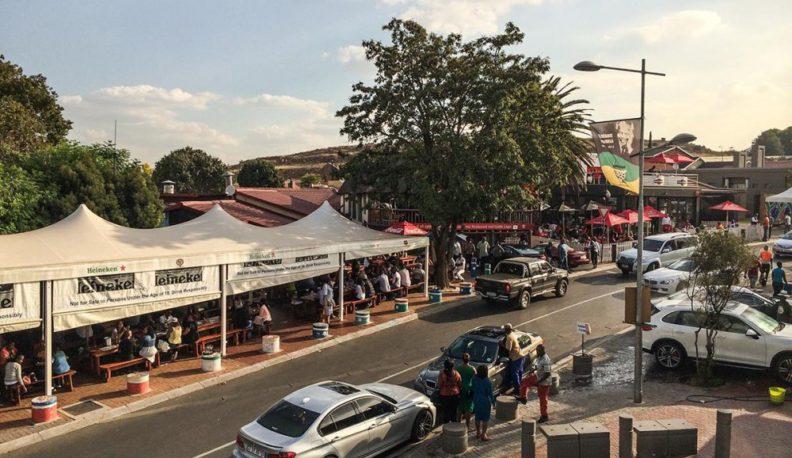 Vilakazi Street Soweto