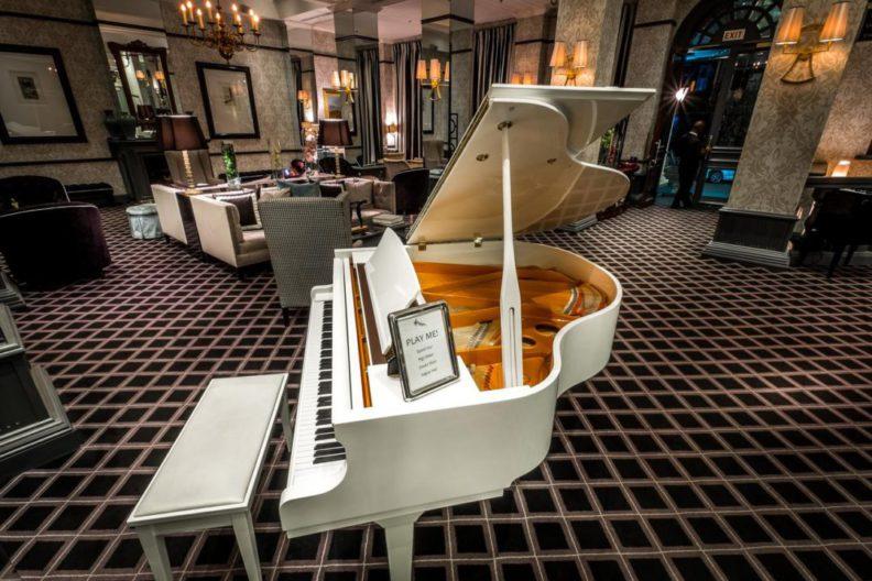 Foyer at 54 on Bath