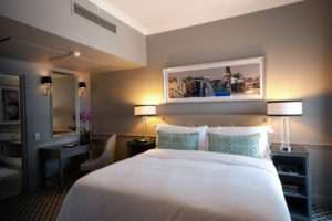 Room at 54 on Bath Hotel