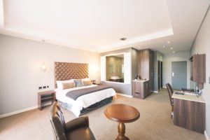 Room at Blue Diamond Boutique Hotel