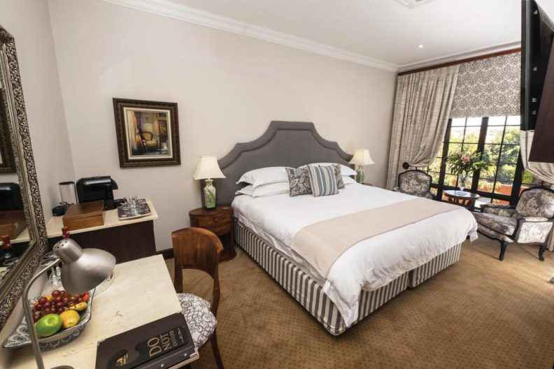 Room at Ivory Manor Boutique Hotel