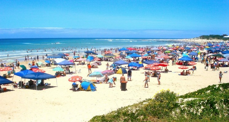 Dolphine Beach Jeffreys Bay
