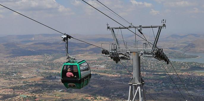 Hartbeespoort Aerial Cableway