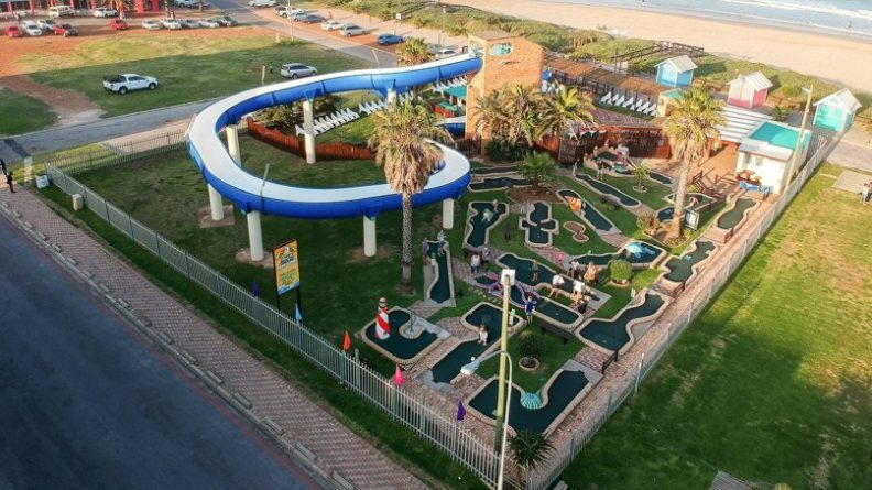 Jeffreys Bay Water Park