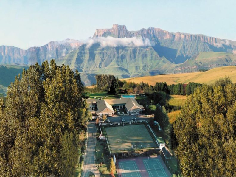 Accommodation In Drakensberg