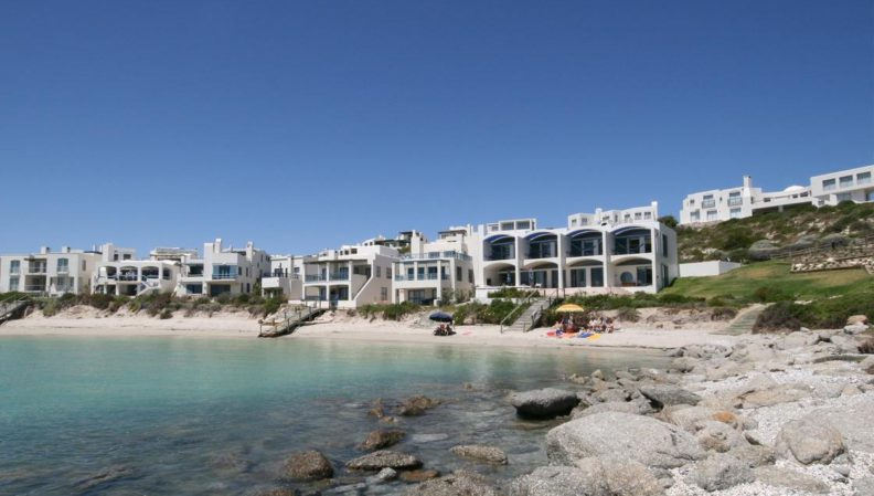 Beachside Accommodation in Langebaan