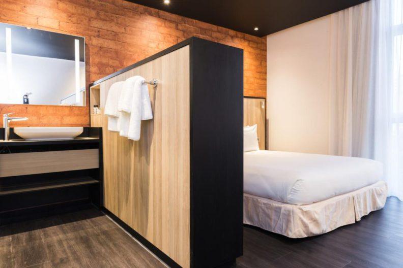 Room at Onomo Hotel Durban