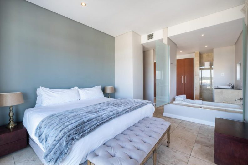 Room at Point Waterfront Apartments Durban