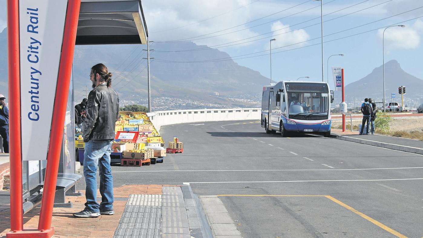 Cape Town Public Transport - MyCiti Bus