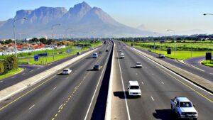 Cape Town Roads