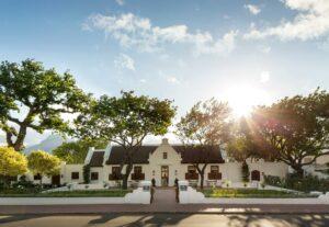 Best Accommodation in Franschhoek