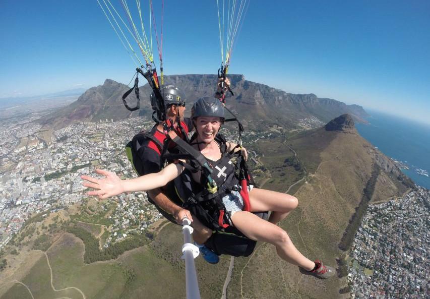 Tandem Flights Cape Town